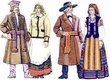одежды лежит в древней руси умеренный